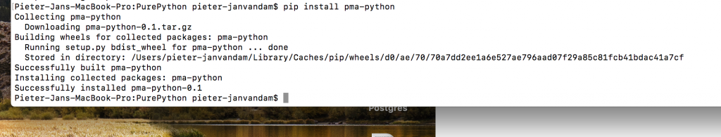 We did it! SDK update for Python  – Real Data